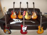 The Rocker Collection 2012 (April) by SolidSnake1MGS
