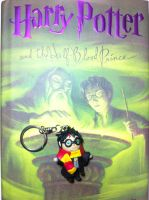 Harry James Potter Keychain by immortalblood0219