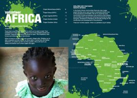 GAP Brochure Spread by live-without-borders