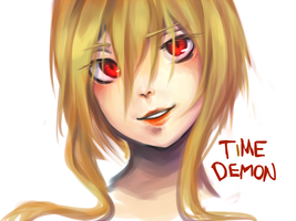TiME DEMON by laniessa