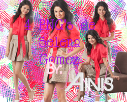 Pack PNGs Selena Gomez by Ainis-happiness