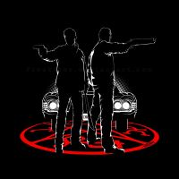 Demon Hunters [JENSEN ACKLES SHIRT] by Freakzter