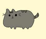 Pusheen the Cat by MikeEddyAdmirer89