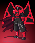 Team Magma - Tabitha by SpottedAlienMonster