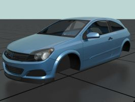 Opel Astra 10 WIP by prox3h