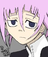 Crona 8'D by Deathly-UnderTaker