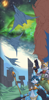 Can't Let U View That, Starfox by Robaato