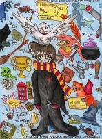 Harry Potter by sweet-666