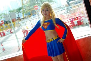 Supergirl 3 by fuuyukida