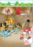 Knuckles: Skeletons in the Closet (Part 2: Page 5) by shamethedawg