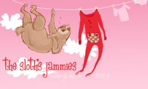 the sloths jammies by twistedEXIT