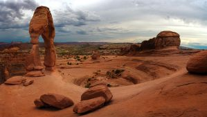 Delicate Arch II by Voedin