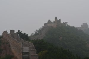 The Great Wall of China by Cypselurus