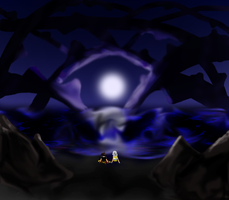 KH: The Dark by elven-meito