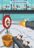 How Pugs Are Made by A-R-T-Q-U-E-E-N7227