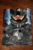 Master Chief by DaggarHeart