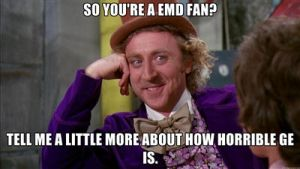 So You Like EMD's? by Somewhere1Belong