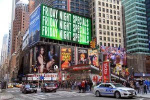 FNS promo 2014.34 Times Square by wchild