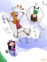 BUBBLES (request by 10Gabi17 ) by meow-meow211298