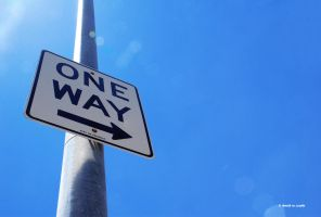 One Way by DavidMCoyle
