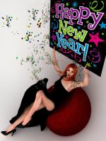 Happy 2013!! by ozzboyd