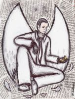 -Angel- by drEminens