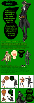 Hazama's Trolling 101 by One-Mister-Badguy