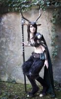 Faun cosplay by emilyrosa