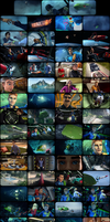 Thunderbirds Are Go Episode 1 Tele-snaps Part 1 by VGRetro