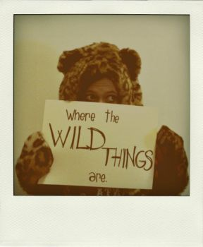 Where the wild things are by HopeAnDeloI