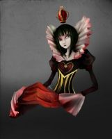 Queen of Heart(broken)s by LohiAxel