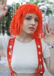 LeeLoo Dallas by Almost-Human-Cosband