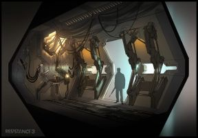 R3 Chimera Interior by MeckanicalMind