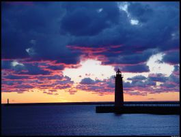 Muskegon sunset 54 by mrbrown