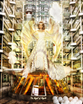 The Angel of Angels by GlendaWolfie