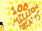 For the 100milloinPOINTS Group! by CuppyUlala