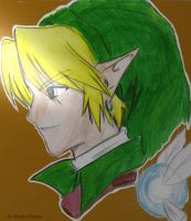 I am Legend: Link + Navi by NeoRinku