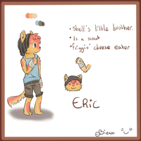 Eric- New char by Bienoo