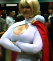 Power Girl 2011 by MonkeySquadOne