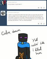 Calm down calm down by Ask-Creeps-and-Lanky