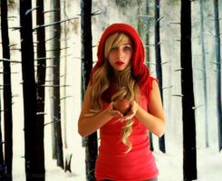 Little Red Riding Hood by Vanne
