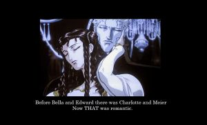 Before Bella and Edward by Chibikan
