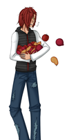 HOW DO I HOLD ALL THIS FRUIT by lucy12143