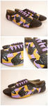 Frenchie Brogues by ponychops