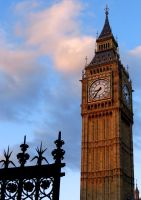 London, May 2013, Big Ben by MorgainePendragon