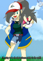 AT:The Pokemon Trainer of 2013 by RB9