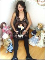 dolls by girlinterrupted23