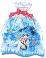 Bottle Miku by sTiViA
