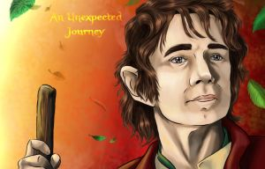 The Hobbit - An Unexpected Journey by Paakil