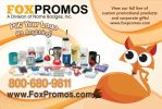 Fox Promos Flyer by jPhive